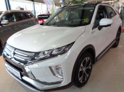 Mitsubishi Eclipse Cross 1,5 TC CVT 4WD Intense+ First Edt.