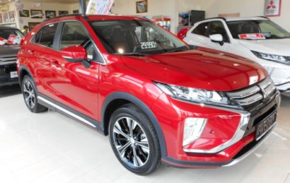 Mitsubishi Eclipse Cross 1,5 TC 2WD Intense+ First Edition