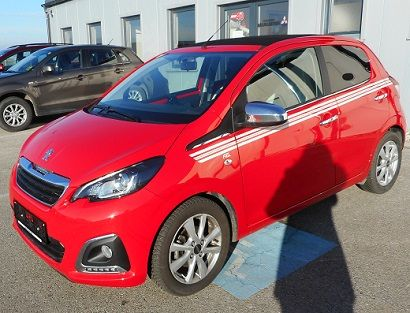 Peugeot 108 1,2 Pure Tech 82 Top Allure