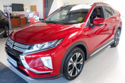 Mitsubishi Eclipse Cross 2,2 DI-D AT 4WD Diamond Leder